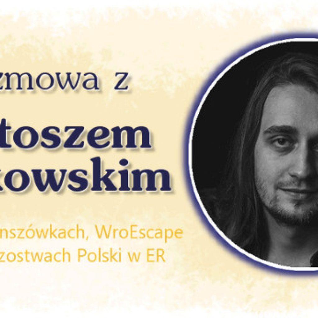 bartosz idzikowski escape room