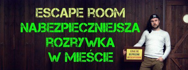 bezpieczny escape room białystok